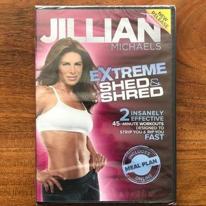 Extreme Shed & Shred - Jillian Michaels
